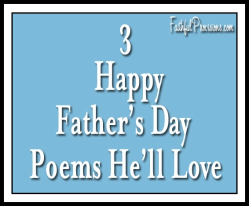 Father Craft Ideas on These Happy Father S Day Poems Will Fit The Space On A Card Bookmark