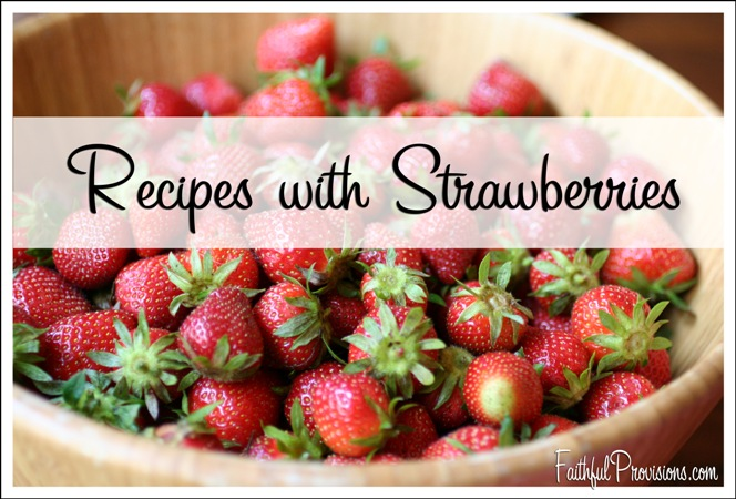 Recipes-with-Strawberries