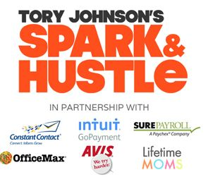 Tory Johnson's Spark and Hustle Event