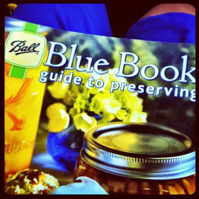 The Ball Blue Book Guide to Preserving and Canning