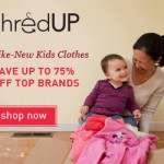 FREE $15 Credit at thredUP (Just Pay Shipping)