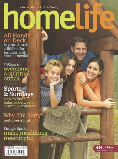 Coming Up in HomeLife October 2012