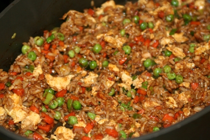 Recipe for Pork Fried Rice