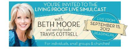 Giveaway 2 Free Tickets to Beth Moore Simulcast