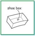 OCC Empty Shoebox Printable
