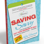 Giveaway: Celebrate Saving Savvy's 1-Year Anniversary!