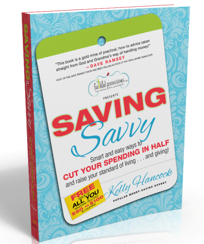 Giveaway | Saving Savvy Book