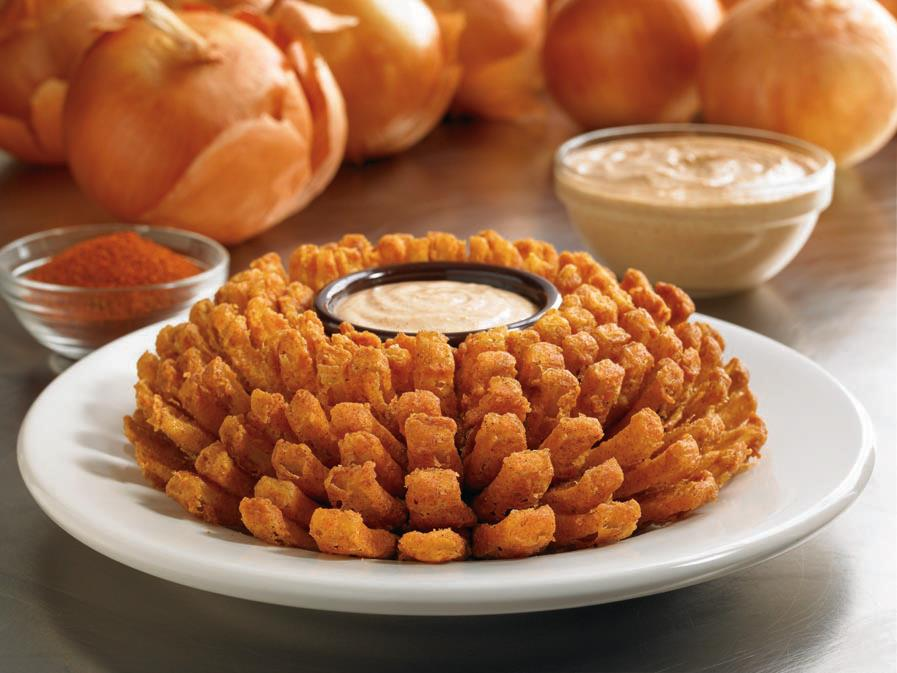 Free Bloomin Onion at Outback Steakhouse