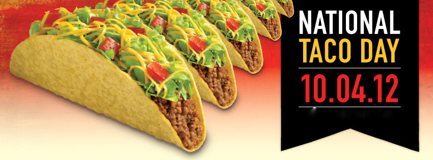 National Taco Day 2012