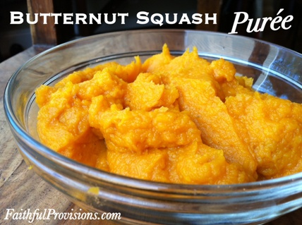 Butternut Squash Soup Base