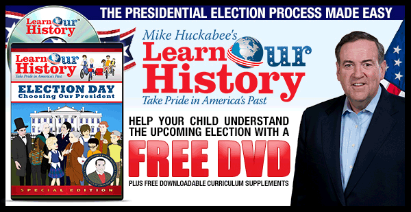 Free DVD: Election Day: Choosing our President