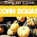Cooking Acorn Squash   How to Cook Acorn Squash
