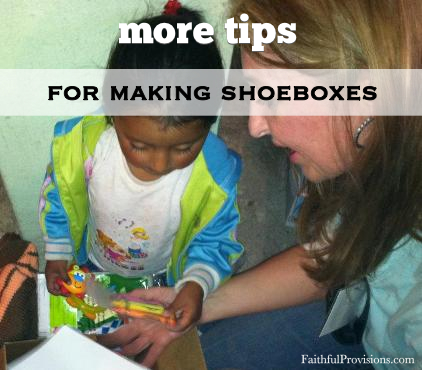 More Tips for Christmas Gift Boxes for Children