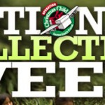 When is Operation Christmas Child National Collection Week 2013?