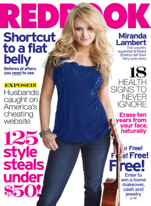 Redbook Magazine Subscription only $4.99