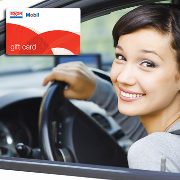 Exxon Mobile Gas Gift Card