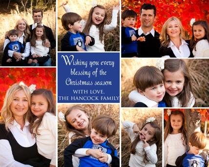 9 Christmas Card Photo Ideas - Faithful Provisions