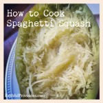 Cooking Spaghetti Squash | How to Cook Spaghetti Squash