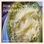 Cooking Spaghetti Squash   How to Cook Spaghetti Squash