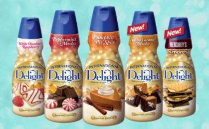 International Delight Seasonal Flavors