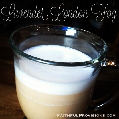 London Fog Starbucks Copycat