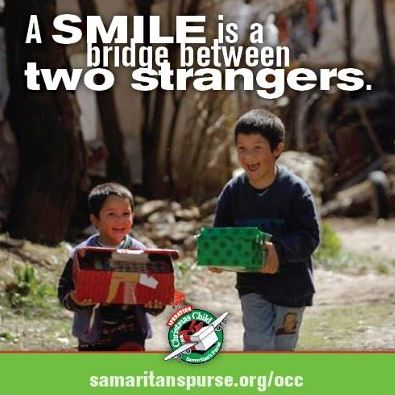 Operation Christmas Child Week