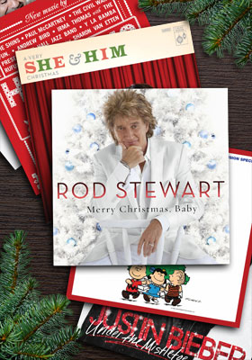 Free Voucher for $1.99 Holiday Album from Amazon MP3