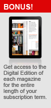 Get the Digital Edition of your favorite magazines