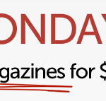 Cyber Monday Deal: 5 Magazines for $19
