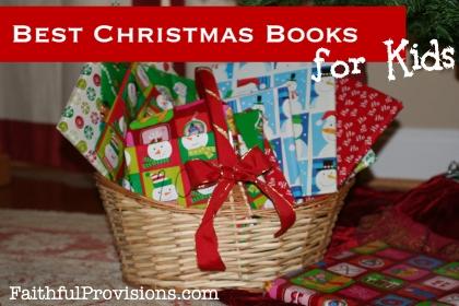 25 Best Christmas Books for Kids