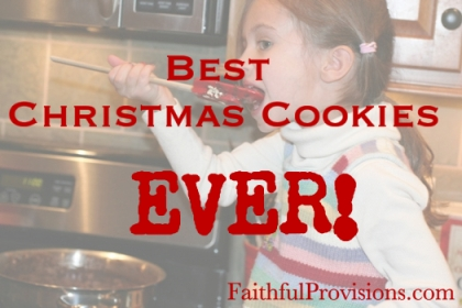 Best Christmas Cookie Recipe