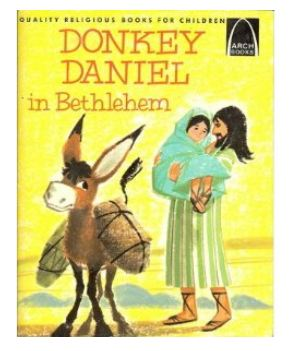 Donkey Daniel in Bethlehem
