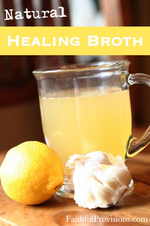 Natural Healing Broth