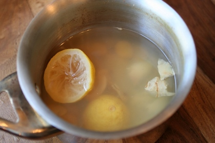 Natural Healing Medicine Broth