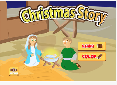 Free Christmas Story App for iPhone