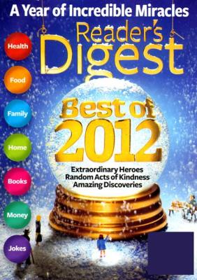 Reader's Digest Magazine Subscription Deal