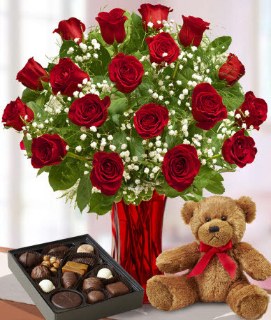 Valentine S Flower Delivery Deal 30 Bouquet From 1 800 Flowers