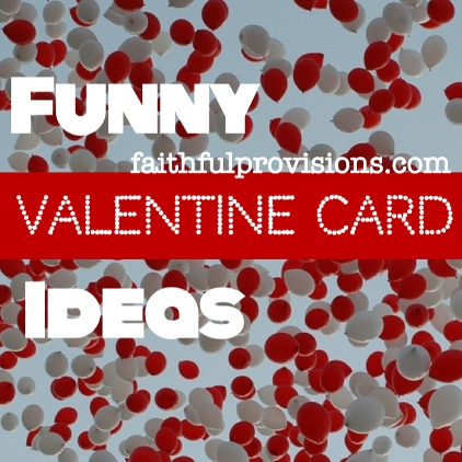 Funny Valentine Cards