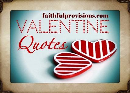 Valentine Quotes