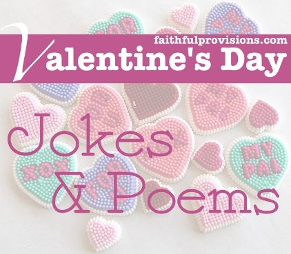 Valentine's Day Jokes & Poems