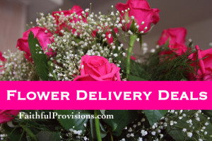Valentine's Flower Delivery