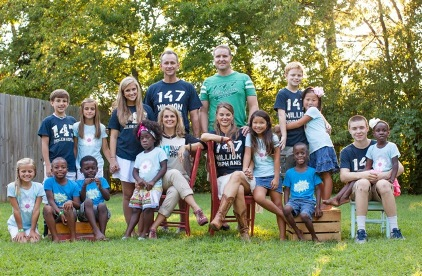 147 Million Orphans Founders and Their Families