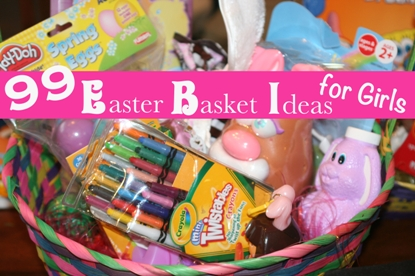99 easter basket ideas for girls faithful provisions 99 easter basket ideas for girls negle Gallery