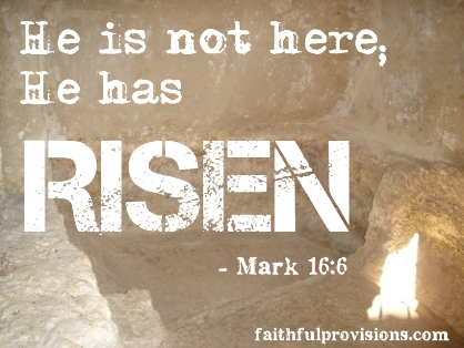 Easter Bible Quotes Awesome 101 Quotes About Easter  Faithful Provisions
