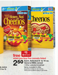general-mills-cereal-at-target