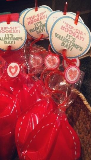 Sip Sip Hooray Valentines