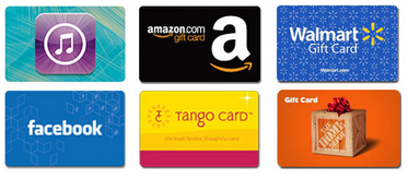 FREE $10 Gift Card For iTunes, Amazon, Target or Other Store With ...