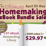 The Ultimate Homemaking eBook Bundle: 97 Books Only $29.97!