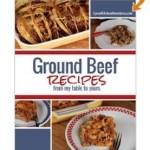 Free eBook: Ground Beef Recipes