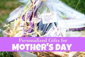 Mothers Day Personalized Gifts